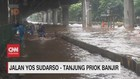 VIDEO: Jalan Yos Sudarso - Tanjung Priok Banjir