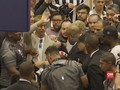 VIDEO: Honda Disambut Bak Pahlawan di Botafogo