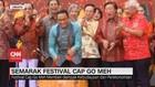 VIDEO: Semarak Festival Cap Go Meh di Jakarta
