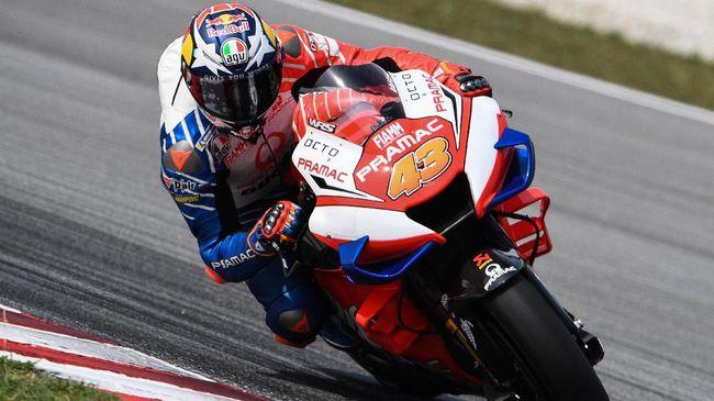 Jack Miller jadi pembalap tercepat di sesi latihan bebas kedua MotoGP Austria sedangkan Valentino Rossi duduk di posisi kesembilan.