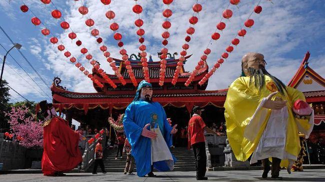 Perayaan Cap Go Meh jatuh pada hari ini, Jumat (26/2). Apa arti dan sejarah di balik perayaan Cap Go Meh?