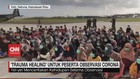 VIDEO: 'Trauma Healing' untuk Peserta Observasi Corona