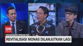 VIDEO: Revitalisasi Monas Dilanjutkan Lagi