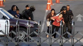 Cerita Korban yang Selamat dari Penembakan di Thailand