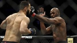 Jon Jones Soal Khabib Atlet Terbaik UFC: Kebohongan Nomor 1