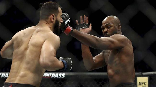 Jon Jones Soal Khabib Atlet Terbaik UFC: Kebohonga