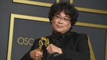 Bong Joon-ho Bakal Bacakan Nama Pemenang di Oscar 2021