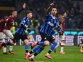 Hasil Liga Italia: Sempat Tertinggal, Inter Tekuk Milan