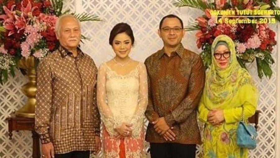 Pernikahan Cucu Soeharto & Pramugari Tajir, Rangkaian Acara Dimulai Hari Ini