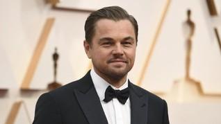 Leonardo DiCaprio Ajak Fan Main Film dengan Donasi Corona