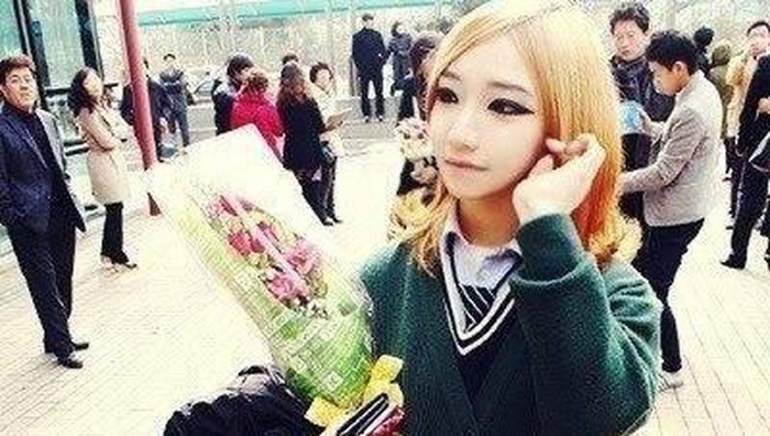 Tips Makeup High School Look ala Drama Korea