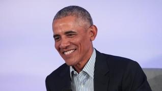 Obama soal Trump Tangani Corona hingga Perlakuan ABK WNI