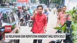 VIDEO: Uji Kelayakan dan Kepatutan Kandidat Wali Kota Solo