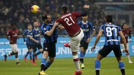 Jadwal Siaran Langsung Inter vs Milan di Coppa Italia