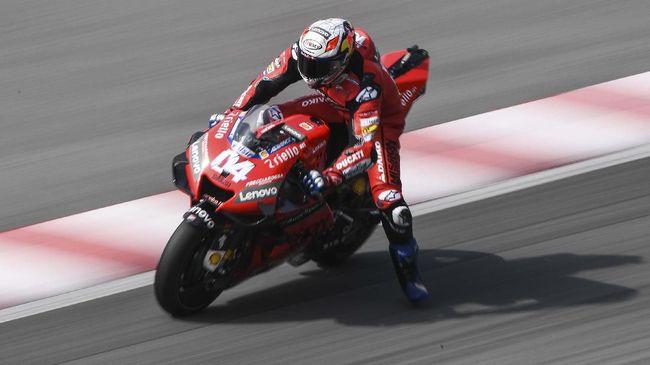 Andrea Dovizioso memprediksi tidak akan ada pembalap yang bisa mendominasi balapan di MotoGP 2020 jelang MotoGP Catalunya 2020.