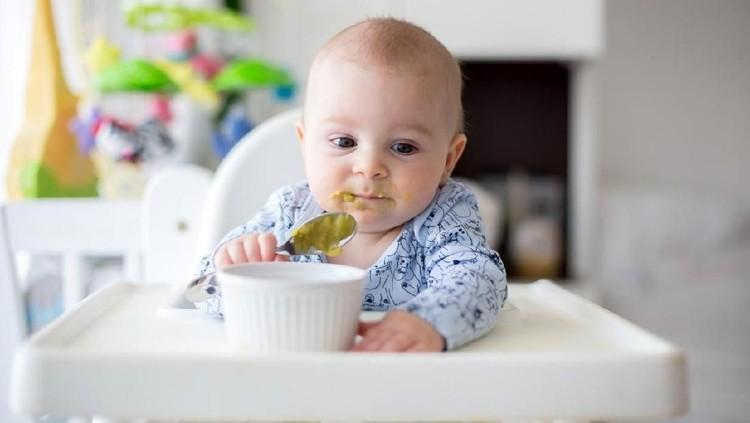 Anak satu tahun kadang memiliki pola makan yang tidak teratur. Ini salah satu penyebab mereka susah makan. Simak tips untuk mengatasinya.