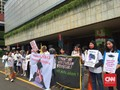 Gerakan Perempuan Tuntut DPR Kembalikan RUU PKS ke Prolegnas