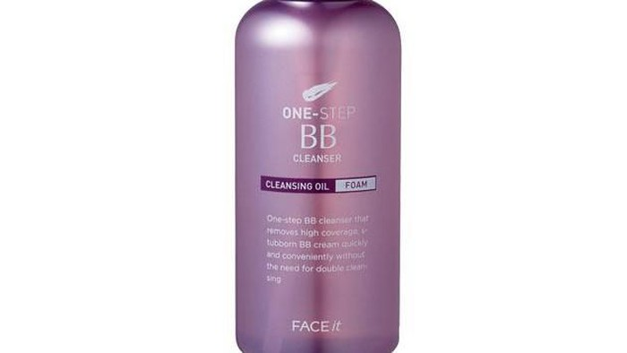 Review: The Face Shop: One Step BB Cleanser