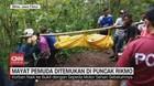 VIDEO: Mayat Pemuda Ditemukan di Puncak Rikmo