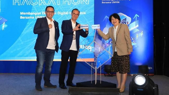 Bekerja sama dengan Google, Bank BRI mengajak para pelaku ekonomi digital untuk mengembangkan UMKM melalui digitalisasi.