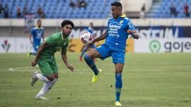 Striker Persib Sempat Positif Corona Diizinkan Pulang Kampung