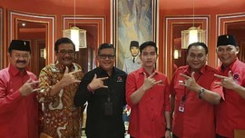 Restu PDIP untuk Gibran Maju Pilwalkot Solo 2020