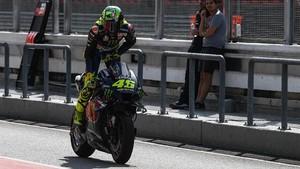 Rossi Kelelahan dan Bosan di MotoGP 2020