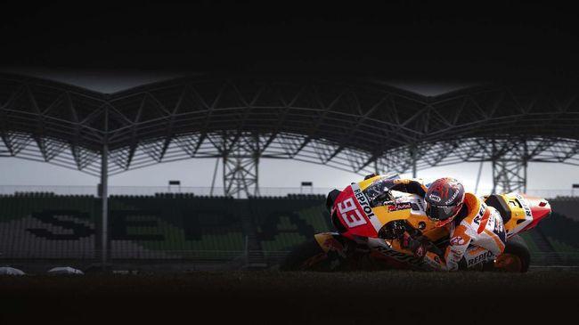 Berikut kronologi Marc Marquez harus absen dua hingga tiga bulan dari balapan MotoGP karena cedera tulang humerus.