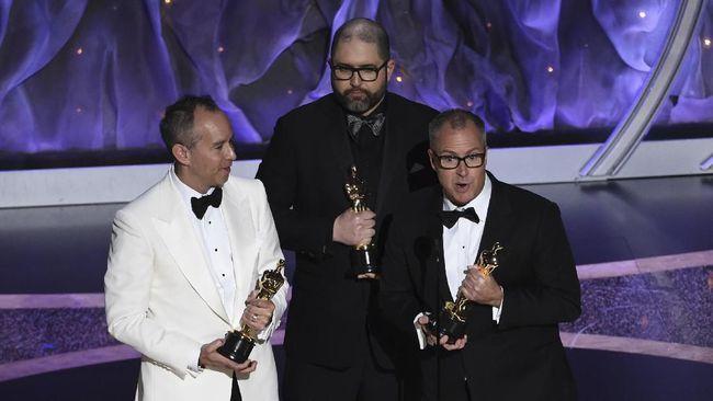 Toy Story 4 memenangkan trofi Animasi Terbaik dalam Oscar 2020, Minggu (9/2). Film ini menjadi produksi Pixar kesepuluh yang meraih piala Oscar.