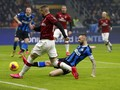 Babak Pertama Liga Italia: Milan Unggul 2-0 atas Inter