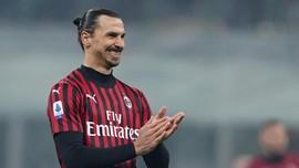 Ibrahimovic dan Lukaku Catat Rekor di Derby Milan