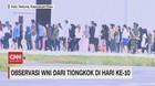 VIDEO: Observasi WNI Dari Tiongkok Hari Ke-10 di Natuna