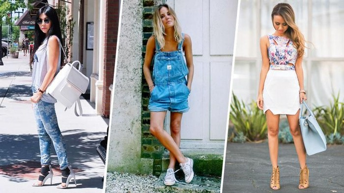 [Dos and Don'ts] Tips Memilih Outfit Untuk Kamu Pemilik Tubuh Mungil