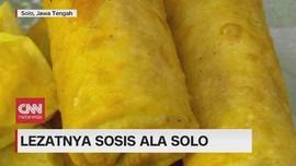 VIDEO: Lezatnya Sosis Ala Solo