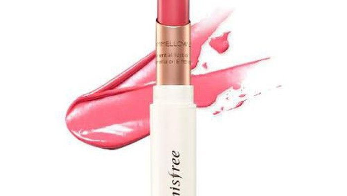 Review: Innisfree Cream Mellow Lipstick