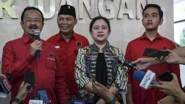 PDIP Resmi Usung Gibran Putra Jokowi Calon Wali Kota Solo