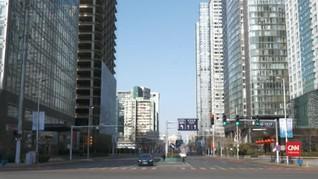VIDEO: Kondisi Beijing di Tengah Corona saat Libur Imlek Usai