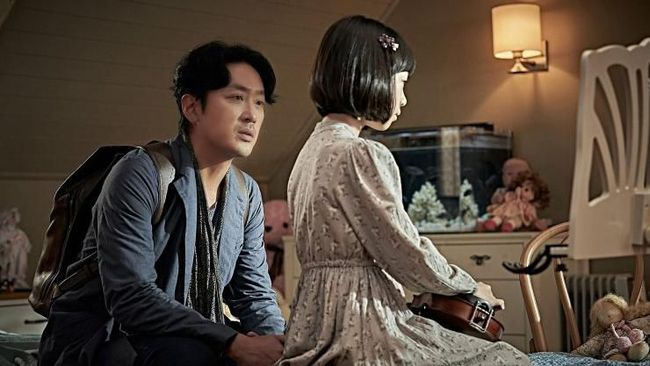 Sinopsis The Closet Film Horor Terbaru Ha Jung Woo