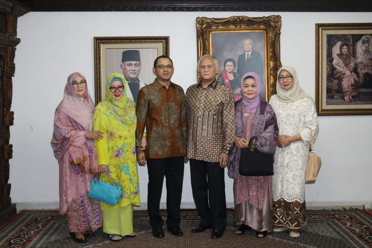 Danny Bimo Hendro Utomo, putra Tutut Soeharto akan segera melepas masa dudanya pada 15 Februari 2020 mendatang.