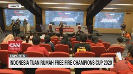 VIDEO: Indonesia Tuan Rumah Free Fire Champions 2020