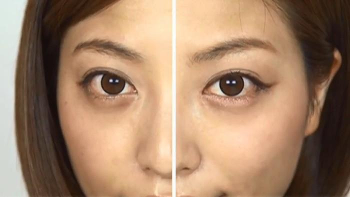Ubah Penampilanmu Dengan Eyeshadow Di Bagian Kantung Mata! Puffy Eye Makeup