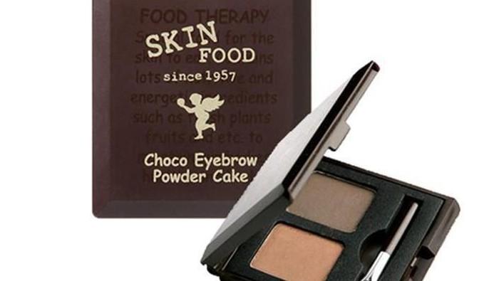 Buat Alis Naturalmu dengan Korean Eyebrow Make-up Powder Cake
