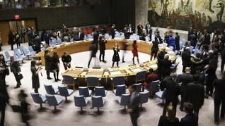 Persaingan AS-China Lumpuhkan PBB di Tengah Pandemi Corona