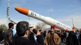 Iran Klaim Embargo Senjata dari PBB Berakhir