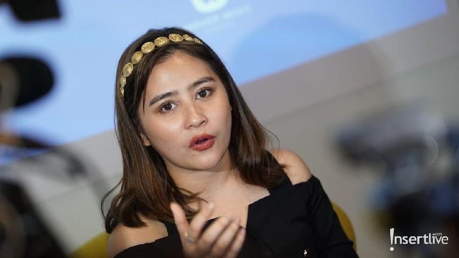 Prilly Latuconsina Ikhlas Maafkan Rina Nose & Andre Taulany