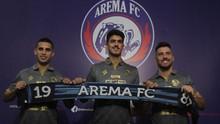 Setelah Gomez, Arema Terancam Kehilangan Bauman