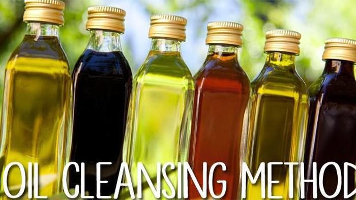 Metode Oil Cleansing untuk Membersihkan Kulit Secara Alami