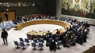DK PBB Sesalkan Veto AS Atas Resolusi Penanganan Terorisme