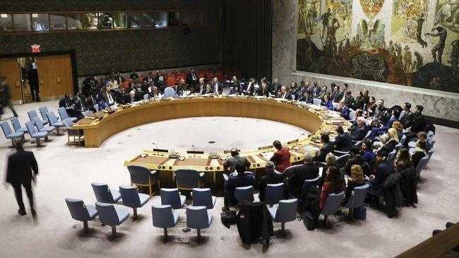 AS mengajukan draf baru resolusi DK PBB untuk memperpanjang embargo senjata atas Iran tanpa batas waktu.