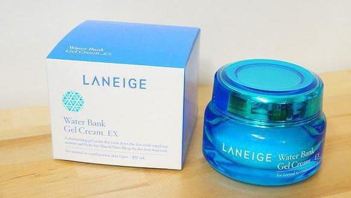 Laneige Water Bank Eye Gel (Review)
